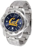 California Berkeley Golden Bears Sport Stainless Steel AnoChrome Watch (Men's or Women's)