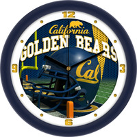 California Berkeley Golden Bears 12 Inch Round Wall Clock