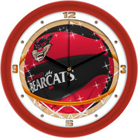 Cincinnati Bearcats 12 Inch Round Wall Clock