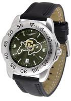 Colorado Buffaloes Sport Leather AnoChrome Watch (Men's or Women's)