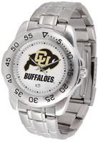 Colorado Buffaloes Sport Stainless Steel Watch (Men's or Women's)