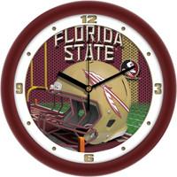 Florida State Seminoles 12 Inch Round Wall Clock