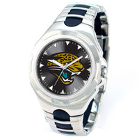 *Jacksonville Jaguars NFL Men's Game Time NFL Victory Series Watch