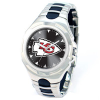 *Kansas City Chiefs NFL Men's Game Time NFL Victory Series Watch