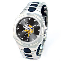 *Minnesota Vikings NFL Men's Game Time NFL Victory Series Watch