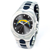 *San Diego Chargers NFL Men's Game Time NFL Victory Series Watch