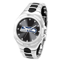 *Seattle Seahawks NFL Men's Game Time NFL Victory Series Watch
