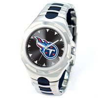 *Tennessee Titans NFL Men's Game Time NFL Victory Series Watch