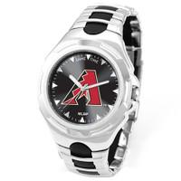 *Arizona Diamondbacks MLB Men's Game Time MLB Victory Series Watch