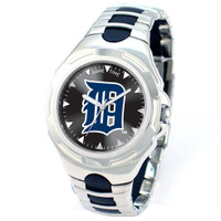 *Detroit Tigers MLB Men's Game Time MLB Victory Series Watch