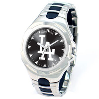 *Los Angeles Dodgers MLB Men's Game Time MLB Victory Series Watch