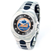 *New York Mets MLB Men's Game Time MLB Victory Series Watch