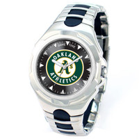 *Oakland Athletics MLB Men's Game Time MLB Victory Series Watch
