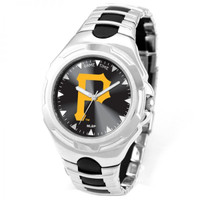 *Pittsburgh Pirates MLB Men's Game Time MLB Victory Series Watch