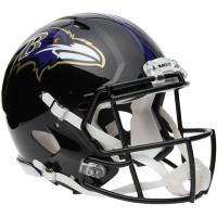 *Baltimore Ravens Authentic Proline Riddell Revolution Speed Football Helmet