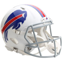*Buffalo Bills Authentic Proline Riddell Revolution Speed Football Helmet