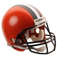 *Cleveland Browns Authentic Proline Riddell Revolution Speed Football Helmet