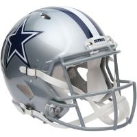 *Dallas Cowboys Authentic Proline Riddell Revolution Speed Football Helmet