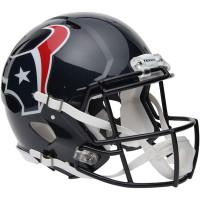 *Houston Texans Authentic Proline Riddell Revolution Speed Football Helmet