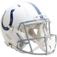 *Indianapolis Colts Authentic Proline Riddell Revolution Speed Football Helmet