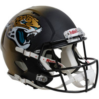 *Jacksonville Jaguars Authentic Proline Riddell Revolution Speed Football Helmet