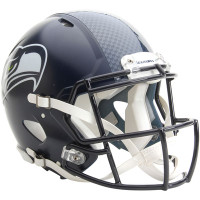 *Seattle Seahawks Authentic Proline Riddell Revolution Speed Football Helmet