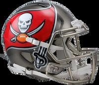 *Tampa Bay Buccaneers Authentic Proline Riddell Revolution Speed Football Helmet