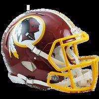 *Washington Redskins Authentic Proline Riddell Revolution Speed Football Helmet