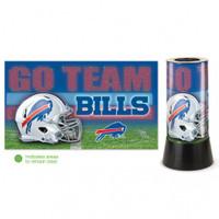 Buffalo Bills Rotating Team Lamp