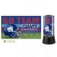 New York Giants Rotating Team Lamp