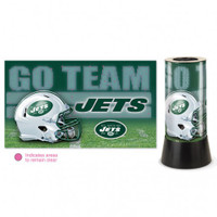 New York Jets Rotating Team Lamp