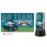 Philadelphia Eagles Rotating Team Lamp