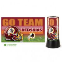 Washington Redskins Rotating Team Lamp