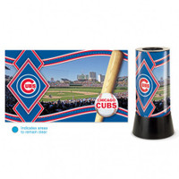 Chicago Cubs Rotating Team Lamp