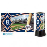 Detroit Tigers Rotating Team Lamp