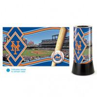 New York Mets Rotating Team Lamp