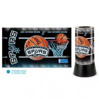 San Antonio Spurs Rotating Team Lamp