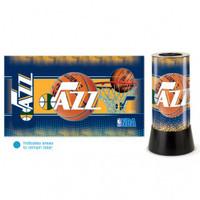 Utah Jazz Rotating Team Lamp