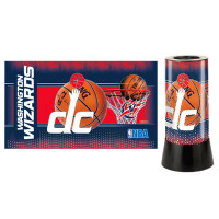 Washington Wizards Rotating Team Lamp