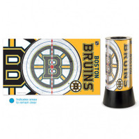 Boston Bruins Rotating Team Lamp
