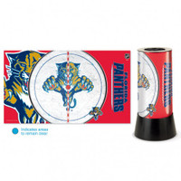 Florida Panthers Rotating Team Lamp
