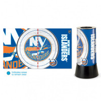 New York Islanders Rotating Team Lamp