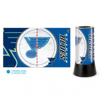 St. Louis Blues Rotating Team Lamp