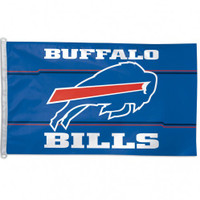 Buffalo Bills Team Flag