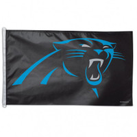 Carolina Panthers Team Flag