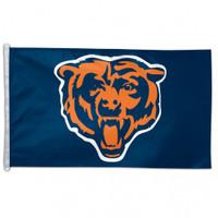 Chicago Bears Team Flag