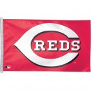 Cincinnati Reds Team Flag