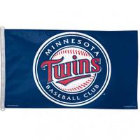 Minnesota Twins Team Flag
