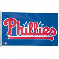 Philadelphia Phillies Team Flag