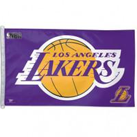 Los Angeles Lakers Team Flag